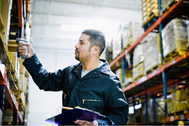 Warehouse Mobile Inventory/SCM and Barcode Label Printing